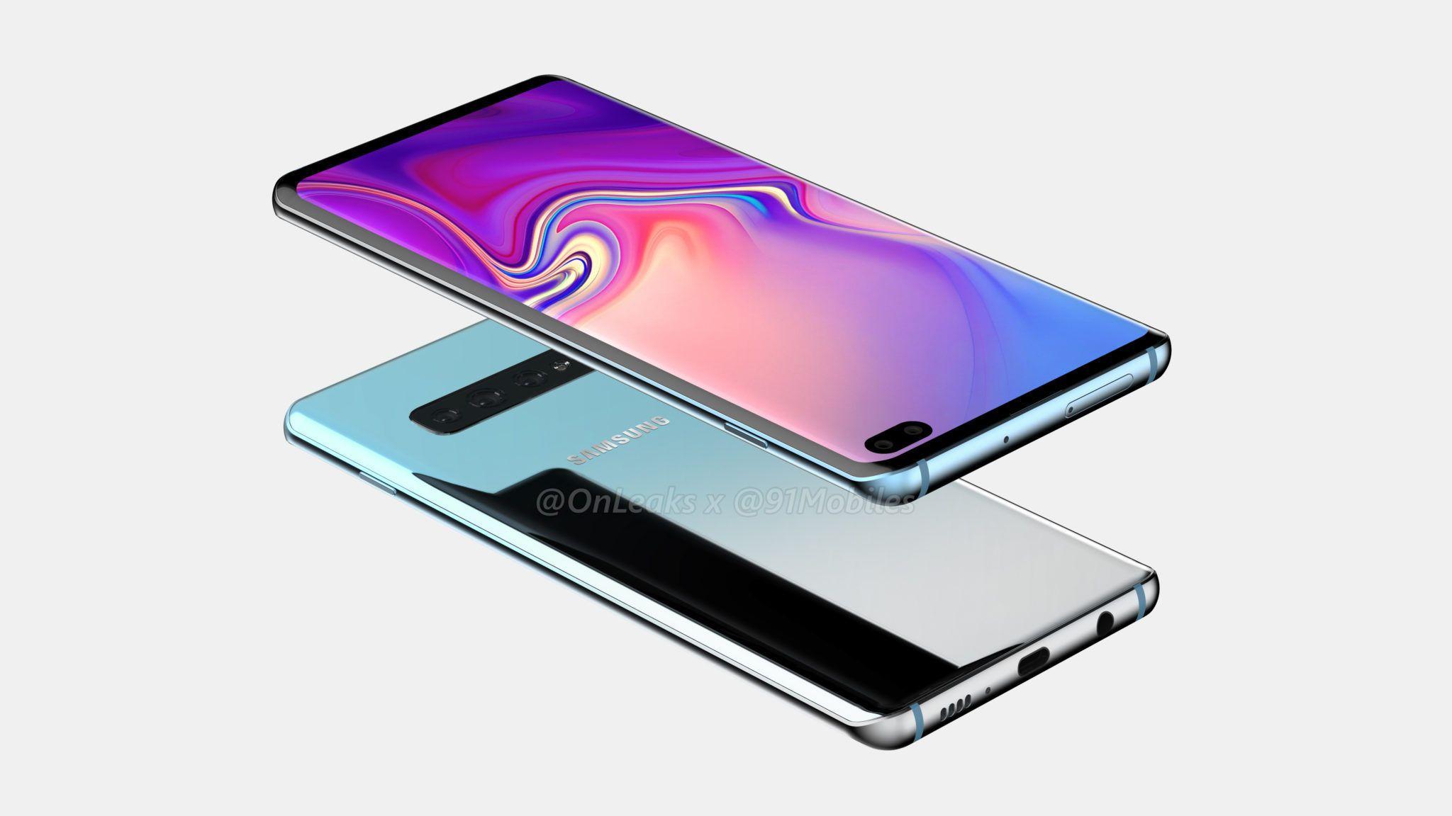 Hevder Samsung Galaxy S10 kan koste over 15 000 kroner