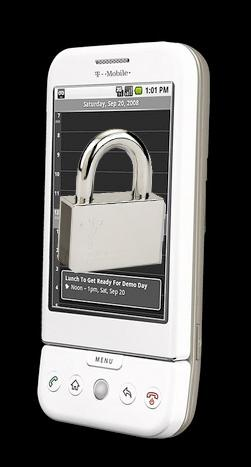 G1 er låst til T-mobile.