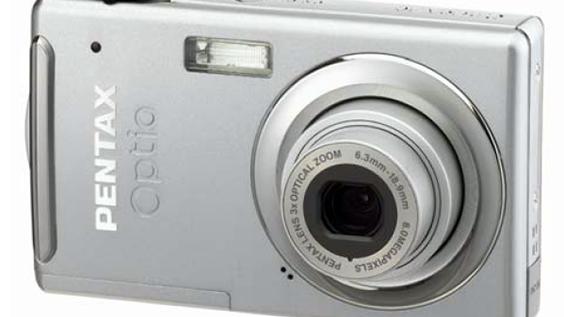 To nye kompaktkameraer fra Pentax