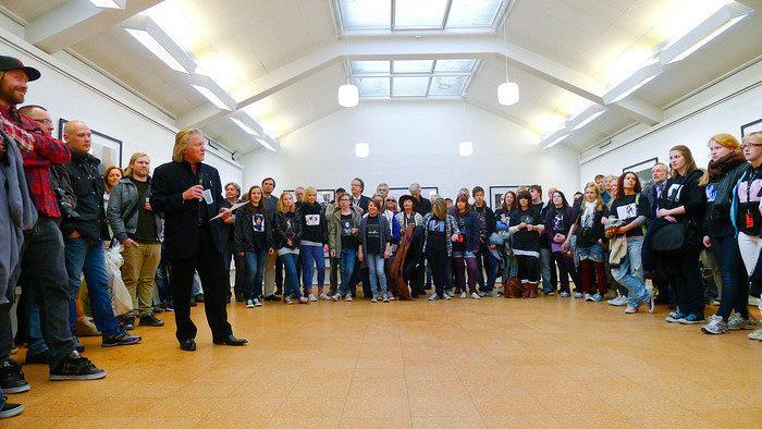 Nordic Light 2012 klart for publikum