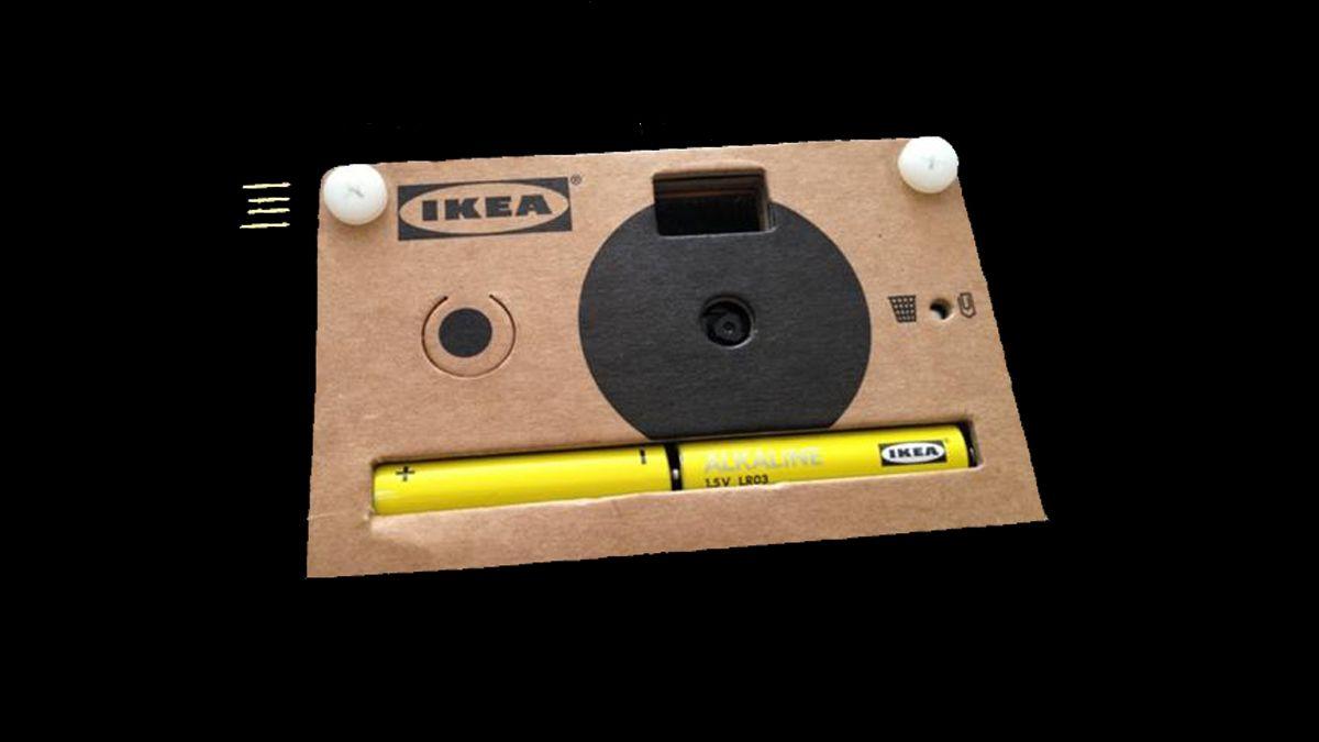 Snart kan du kjøpe kamera på IKEA