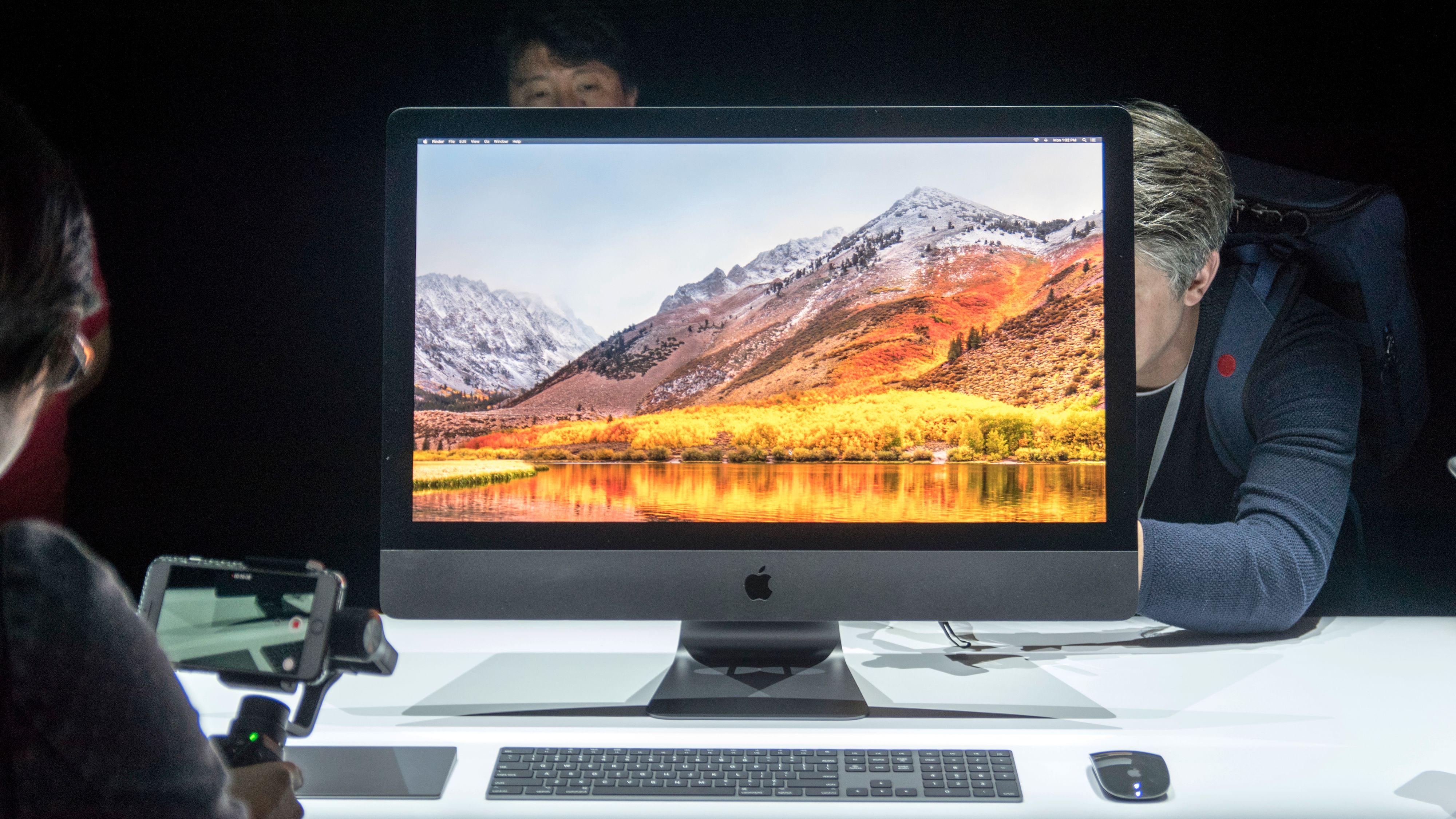 Ekstreme iMac Pro slippes i dag