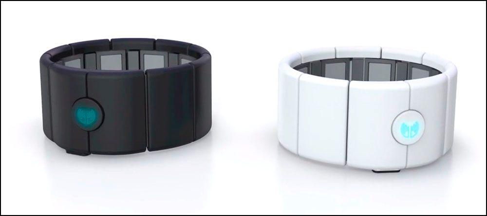 Armbåndet kommer i bare én størrelse, men skal kunne passe de fleste armer. .Foto: Thalmic Labs
