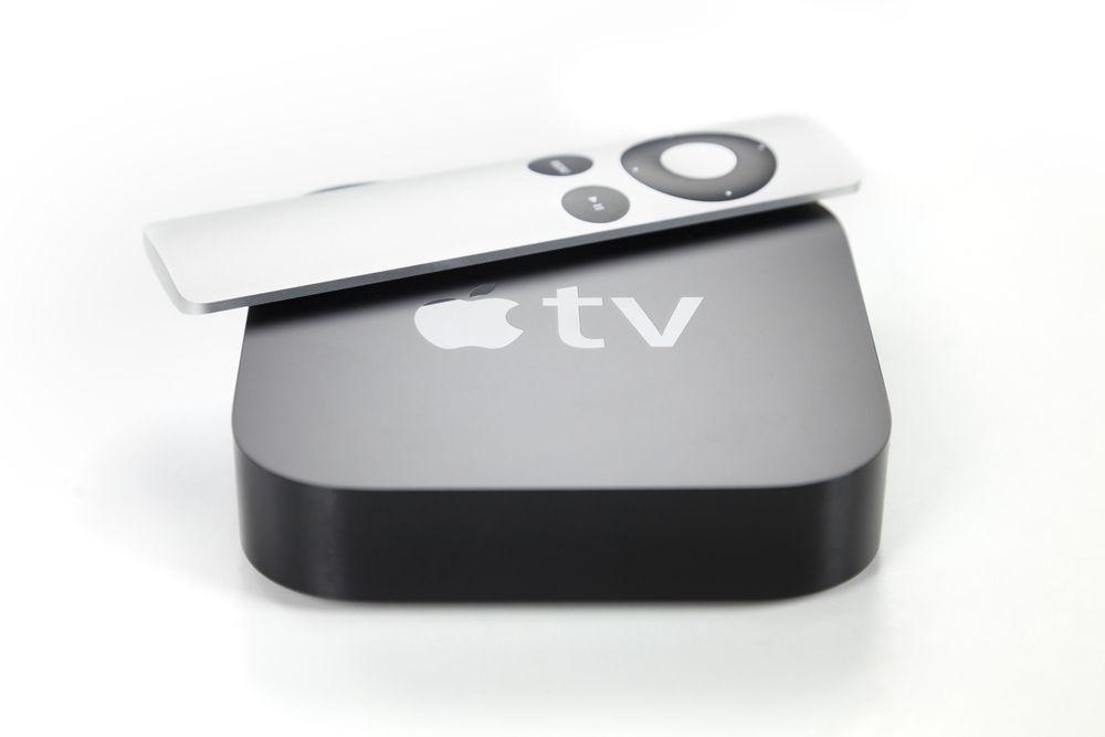 I tillegg til en sannsynlig iPhone 6S kan det også være Apple drar sløret av en ny Apple TV-boks under det kommende arrangementet. Foto: ymgerman/Shutterstock.com