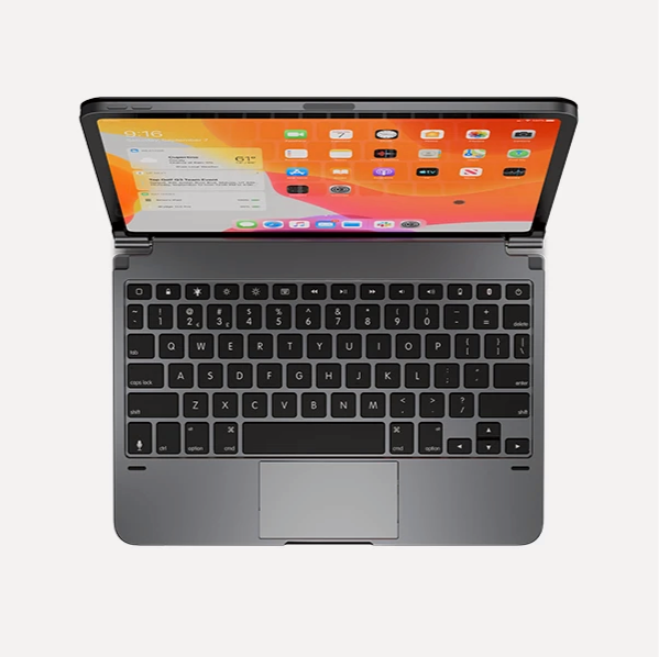 Brydge skal slippe et tastatur med berøringsflate for iPad Pro allerede i april.