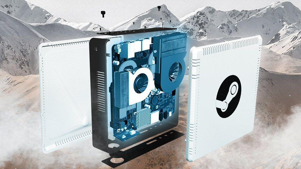 Her er Zotacs nye Steam Machine...