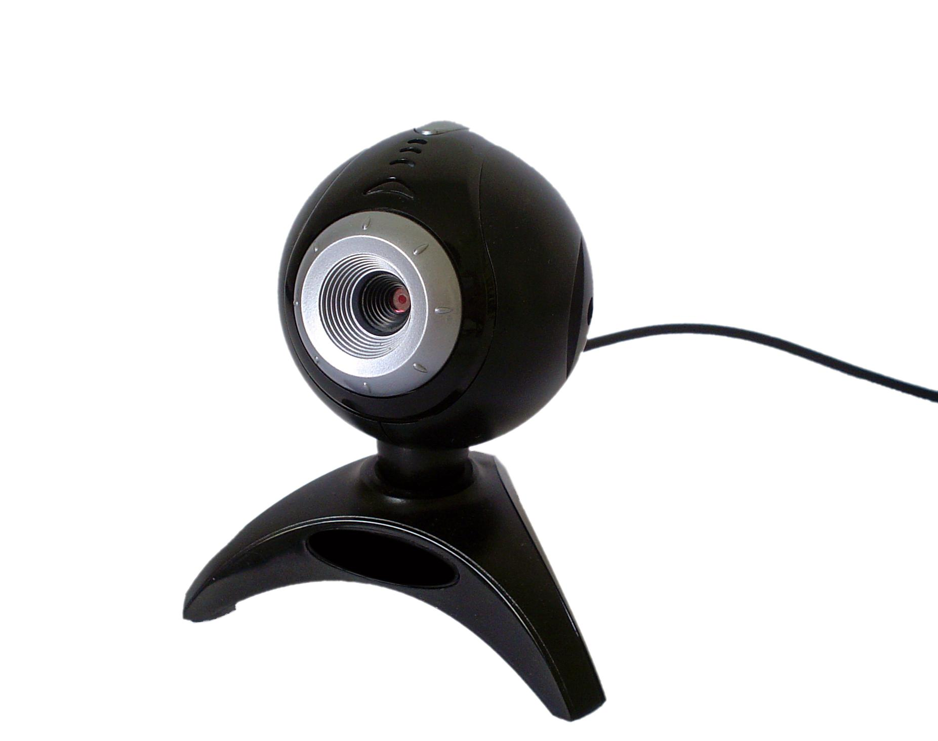 Ikke alle USB-webkameraer vil fungere med Raspberry Pi.