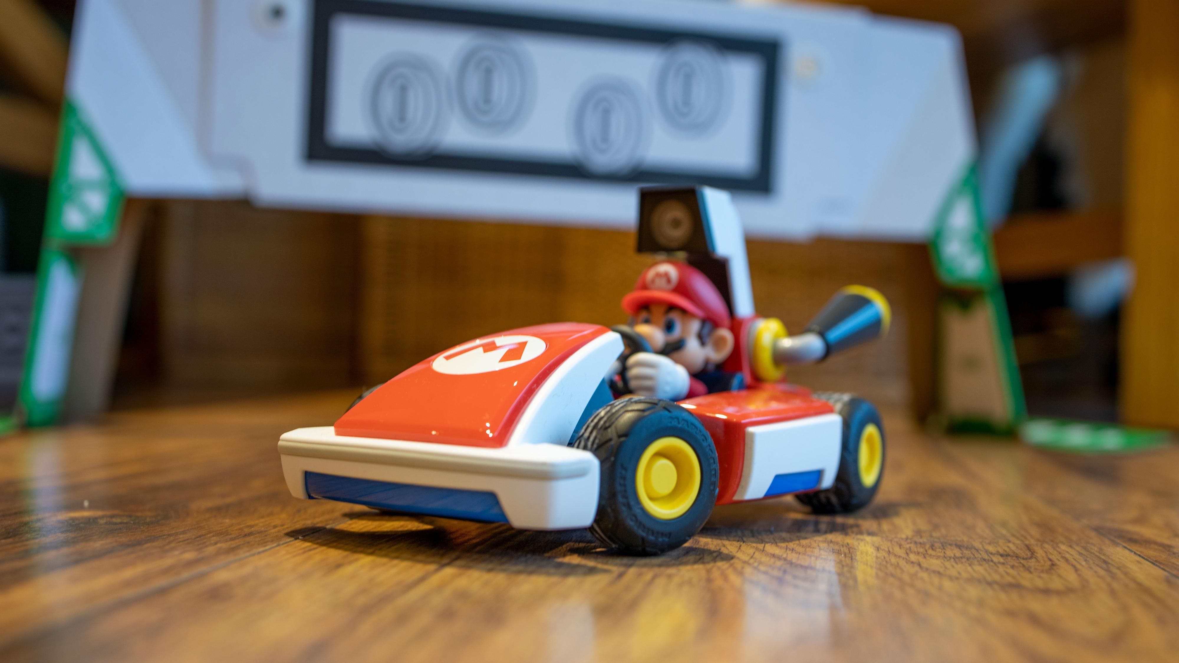 «Ekte» Mario Kart i stua føles ganske magisk, men det har noen kjipe begrensninger