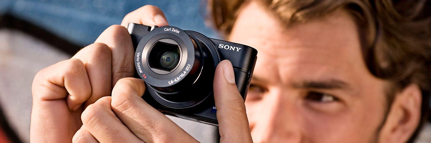 Avanserte kompaktkamera