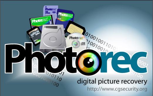 PhotoRec kan brukes til å gjenopprette alle typer filer, ikke bare bilder. Foto: CGCSecurity