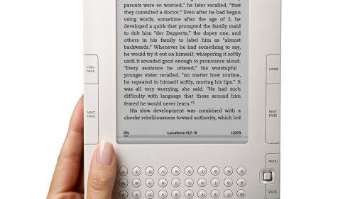 Forbrukerrådet kritiske til Kindle