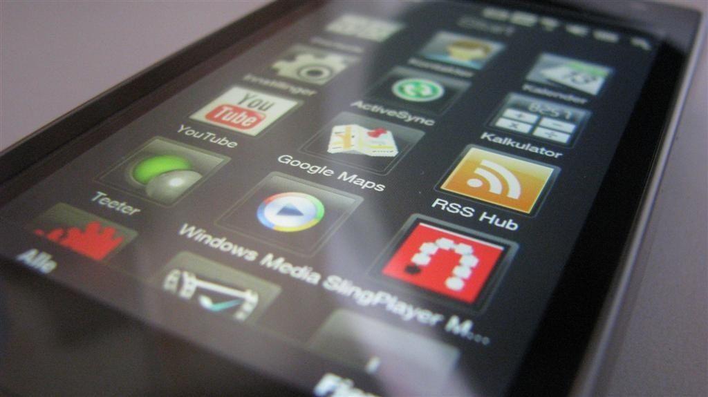 Test: HTC Touch Diamond 2 - Shine on!