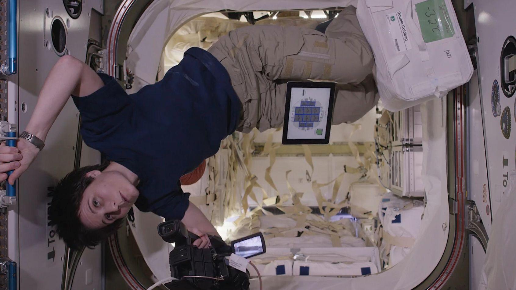 Sjekk denne lekre 4K-videoen fra ISS