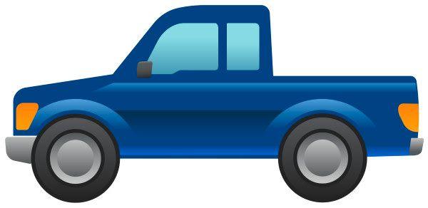 Ford har for(d)eslått en pickup-emoji til neste utgave av Unicode.