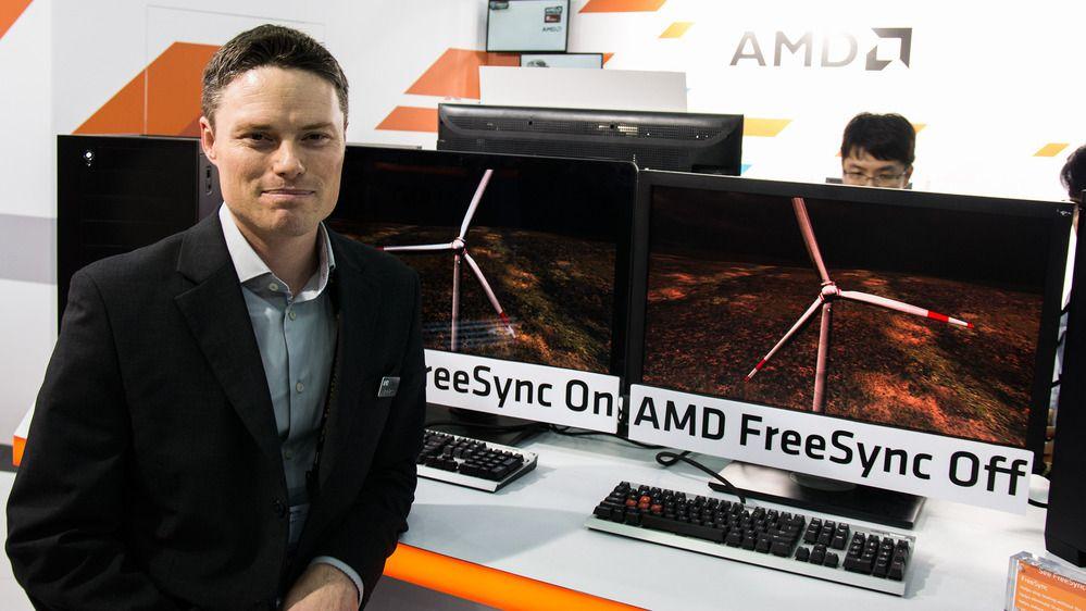 Nå har AMD lansert FreeSync: – Vår løsning er bedre enn Nvidias
