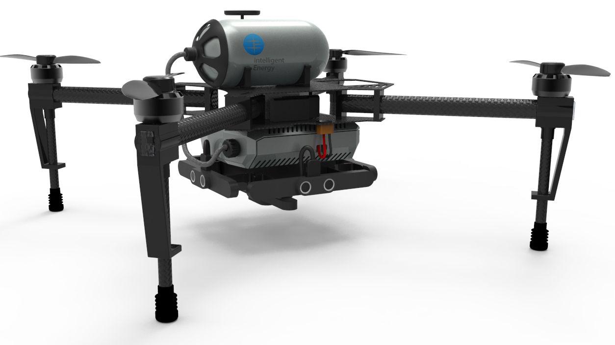 Ny drivstoffløsning kan gi dronene mange timers flytid
