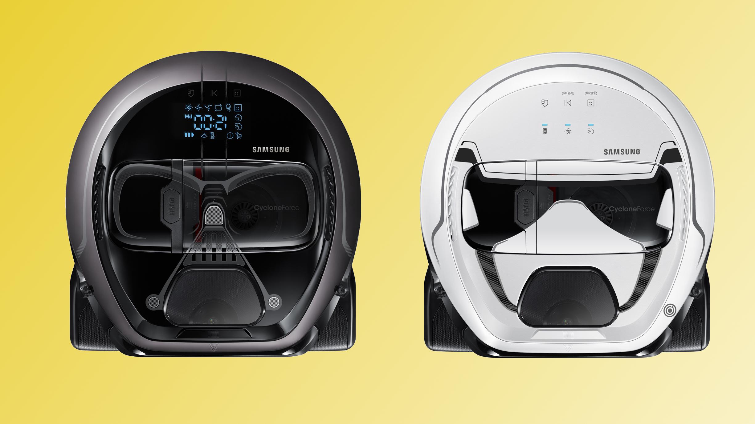 Dette er støvsugeren for Star Wars-fans