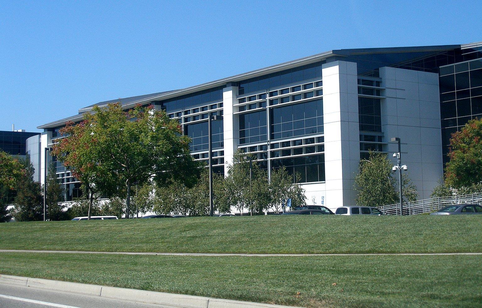 Gamle Googleplex.Foto: Coolcaesar / Wikimedia Commons