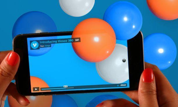 360-gradersfunksjonaliteten vil også omfatte mobilappen.