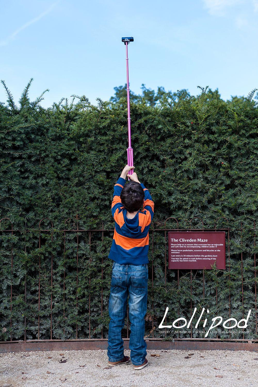 Lollipod skal kunne brukes til det meste.Foto: Lollipod, All Rights Reserved