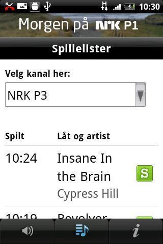 NRK Alltid Nyheter velger du via denne appen