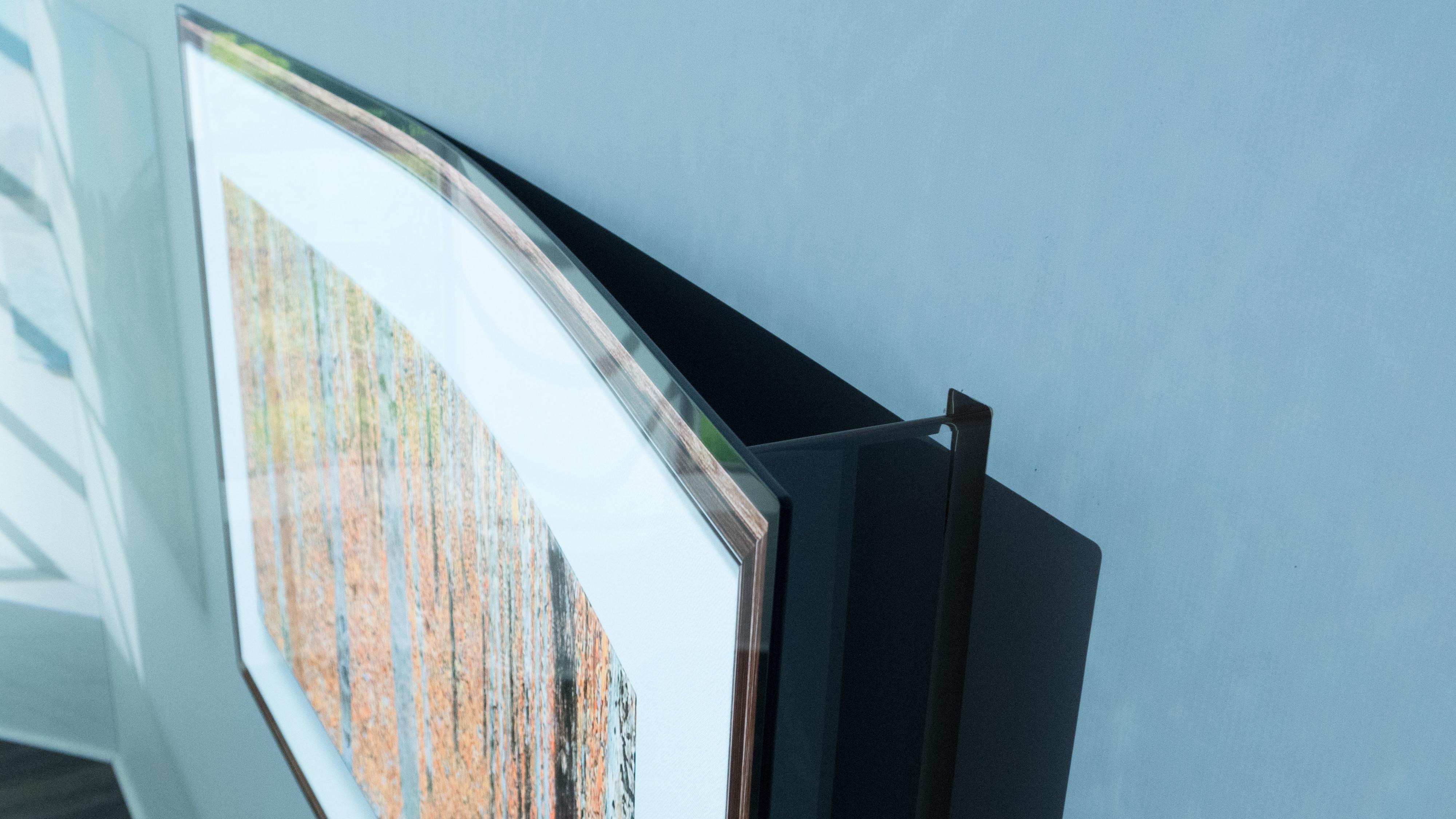 LGs nye OLED er tilsynelatende fleksibel.