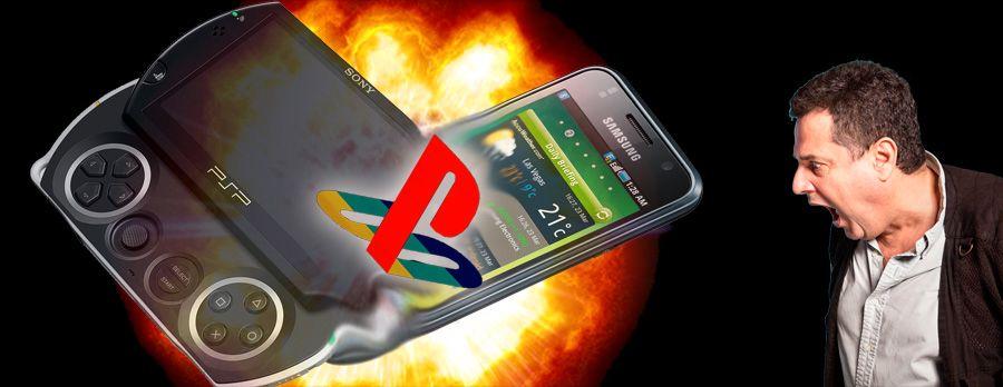 Playstation-telefon med Android 3.0?