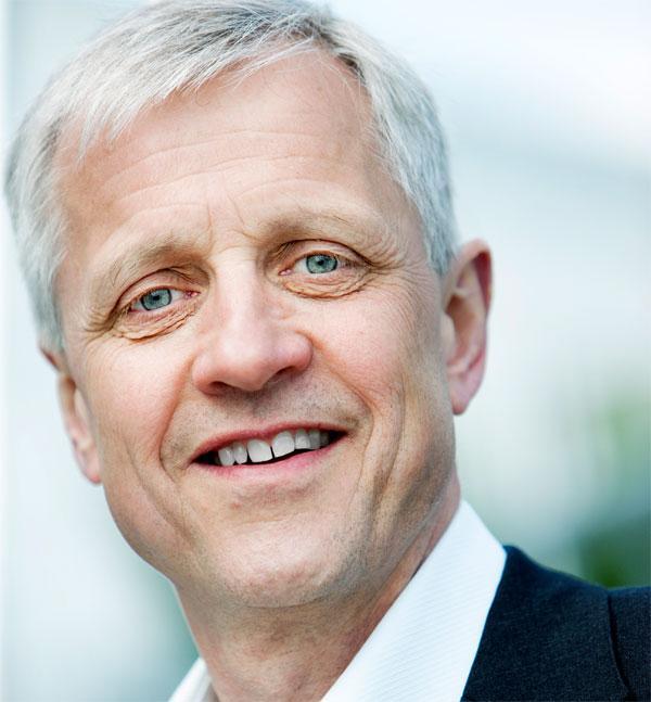 Petter Carlsen, administrerende direktør i Canal Digital Norge.