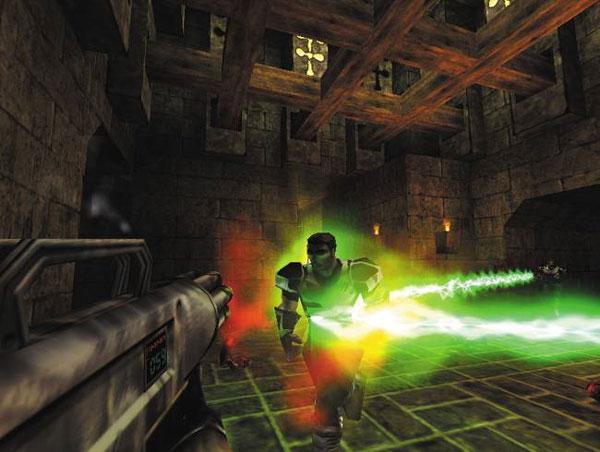 Unreal Tournament var sammen med Quake 3 en av de definerende utgivelsene i 1999.
