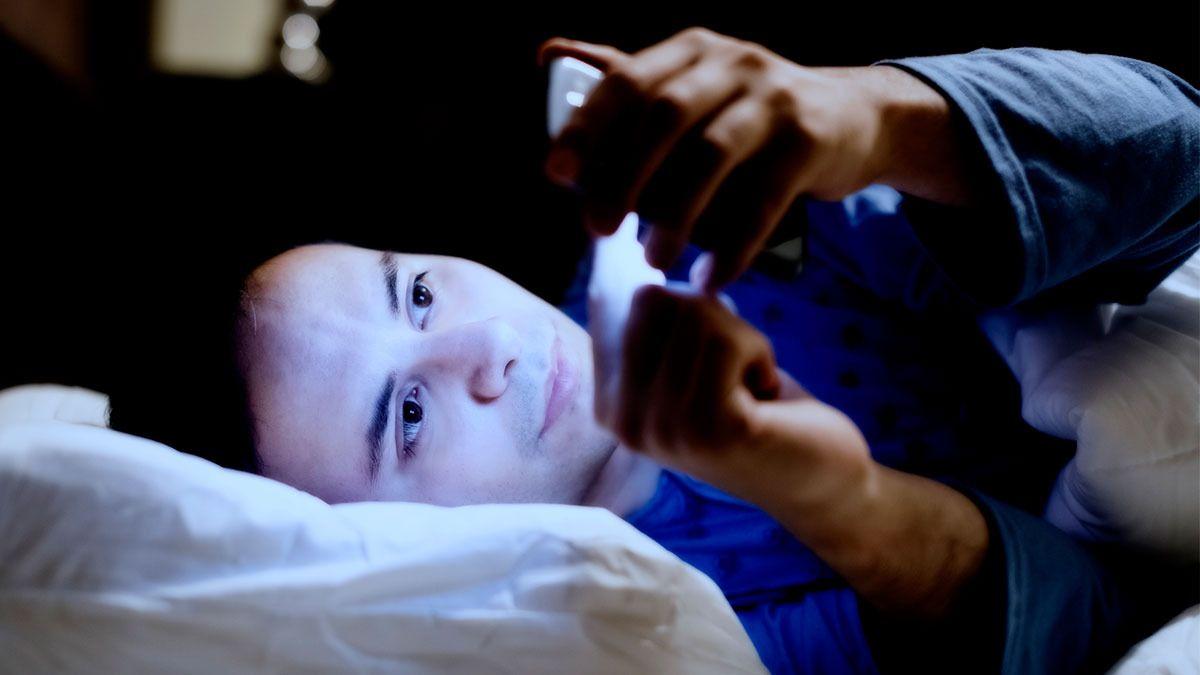 Mobilbruk på kvelden kan koste deg livet