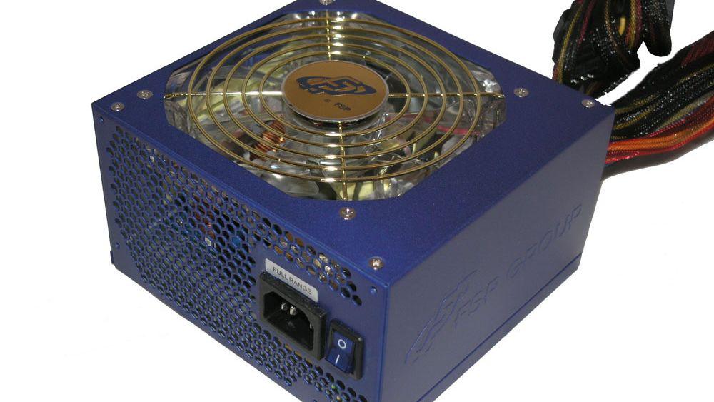 Fortron Source Epsilon 80plus 600