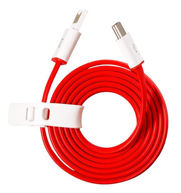Denne kabelen fra OnePlus kan skade utstyret ditt. Foto: OnePlus