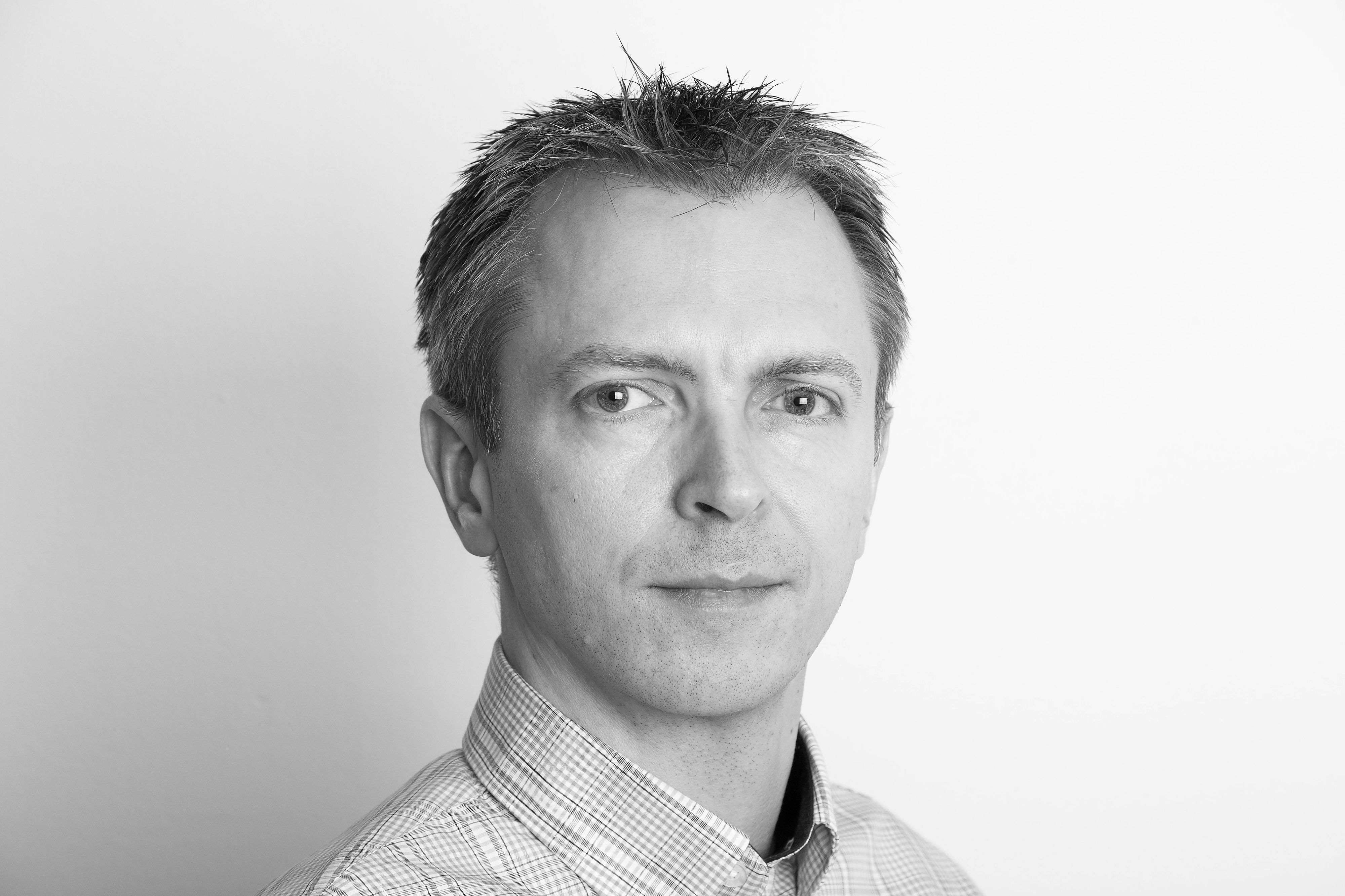 Kurt Lekanger, fagredaktør i Tek.no.Foto: Tek.no