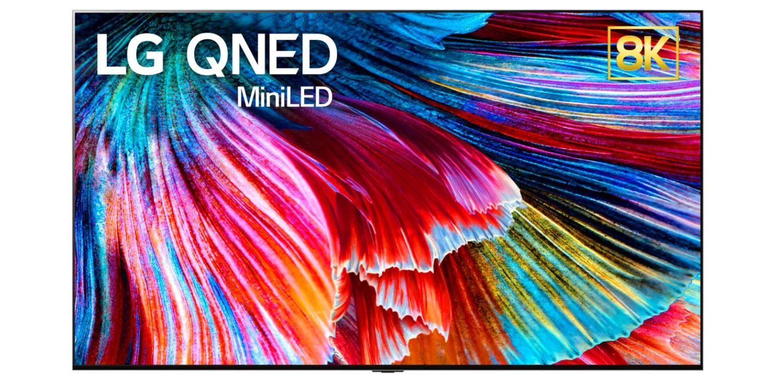 QNED er LGs beste LCD-TV-er i 2021.