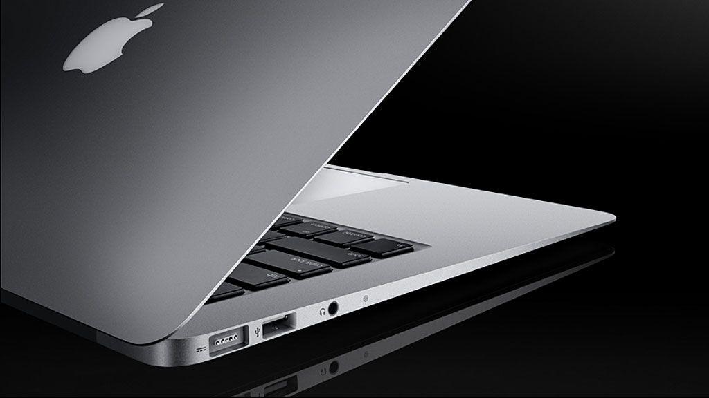 Her er nye Macbook Air