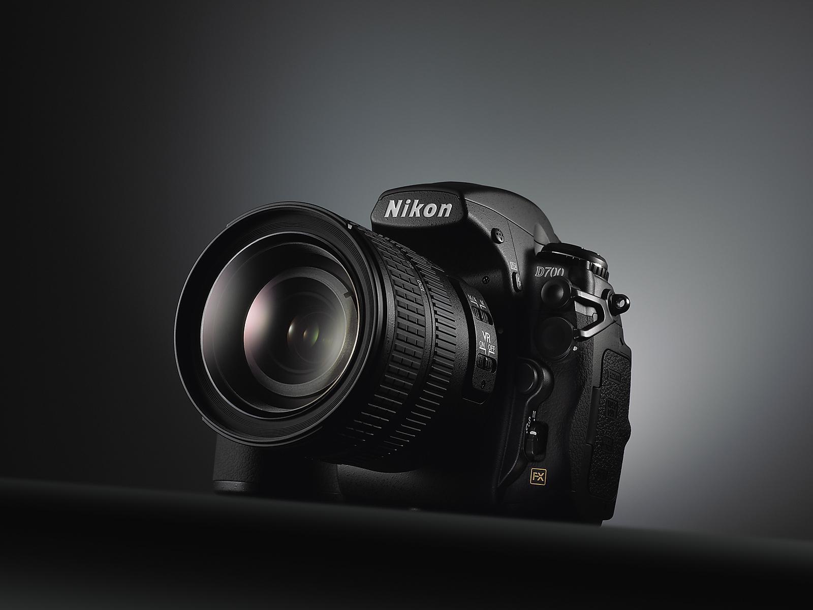 Nikon D700 - et videokamera?