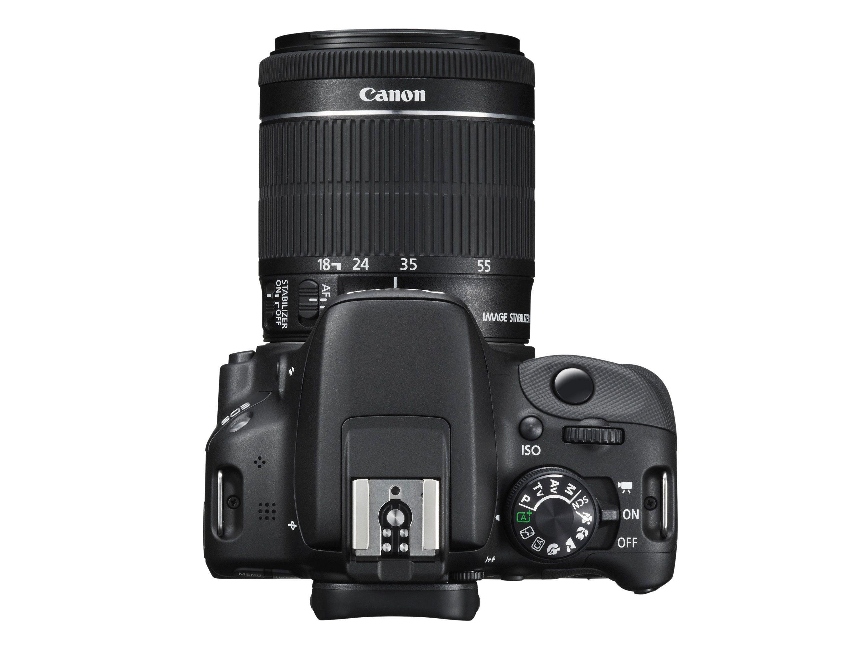 Canon EOS 100D. Foto: Canon