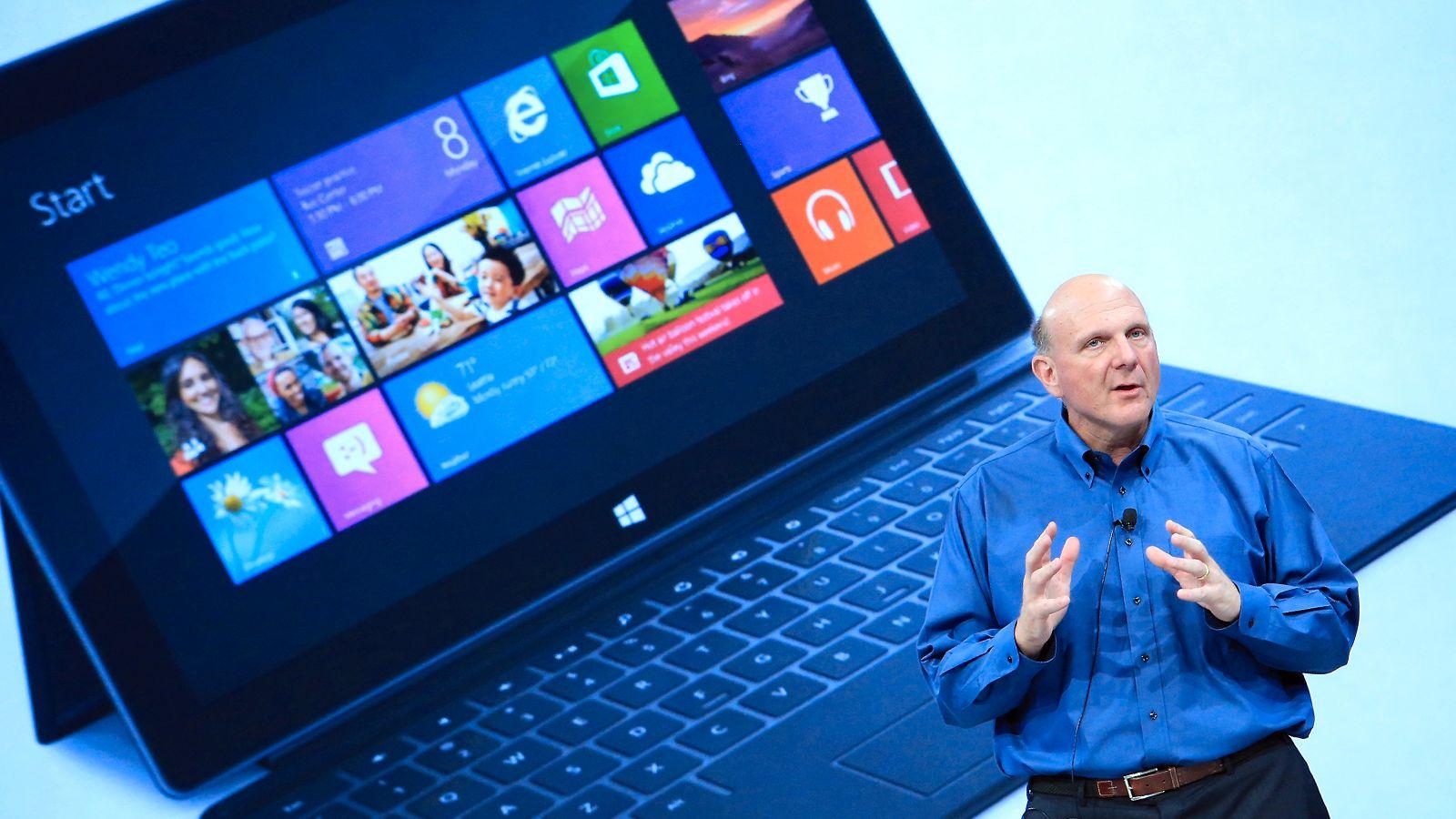 Microsoft Surface selger dårligere enn ventet