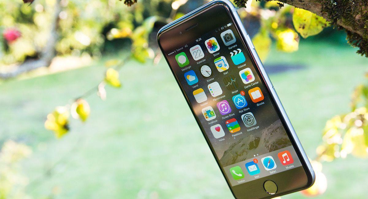 Ny iPhone kan komme allerede i dag