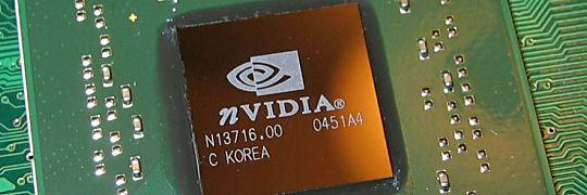 GeForce 9600 i februar