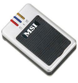 GPS-mottakere har som regel innebygget batteri.