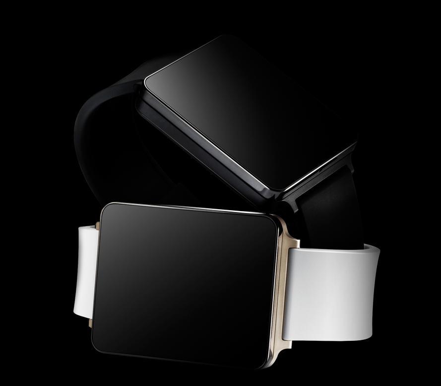Vi kommer kanskje til å få stifte nærmere bekjentskap med LG G Watch på Google I/O-konferansen.Foto: LG