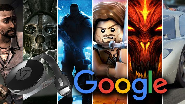 – Google utvikler strømmetjeneste for spill