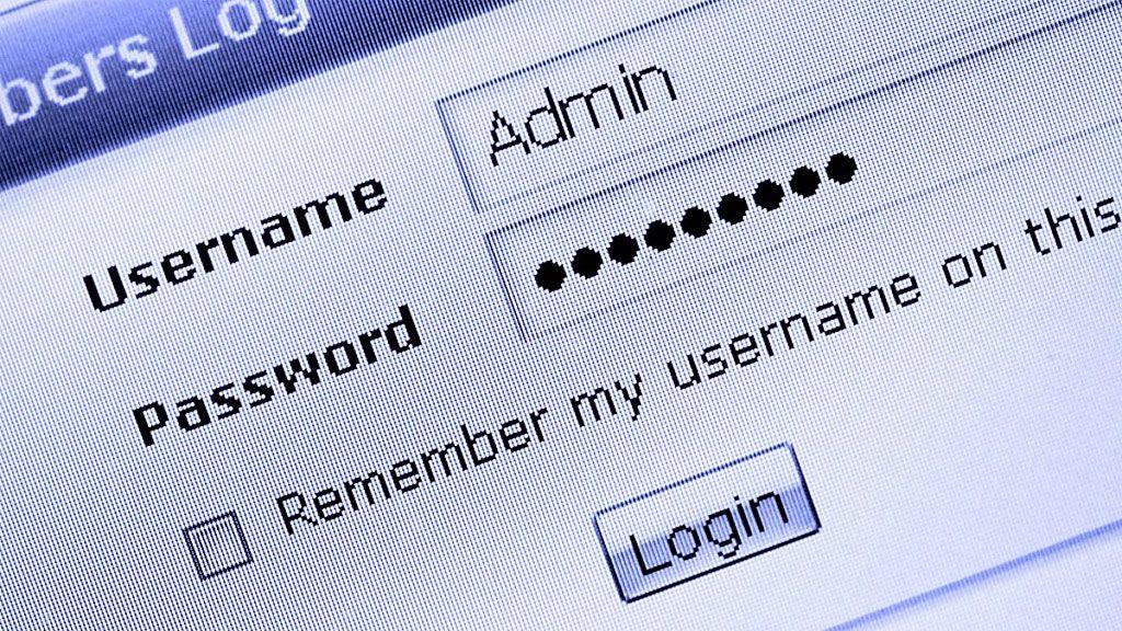 Verdens mest brukte passord