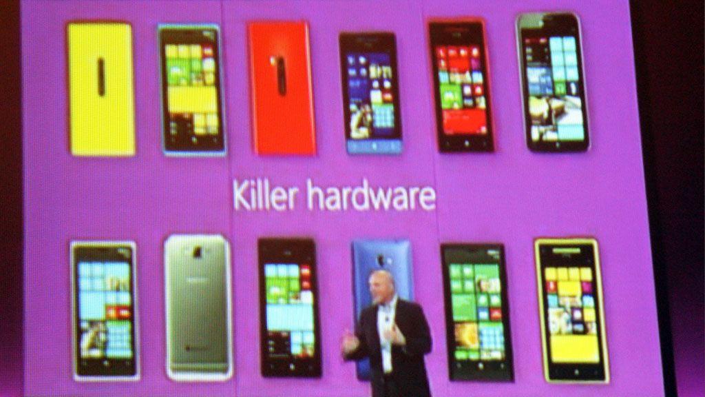 Kraftigere maskinvare skal gjøre Windows Phone 8 bedre rustet mot konkurrentene.Foto: Espen Irwing Swang, Amobil.no