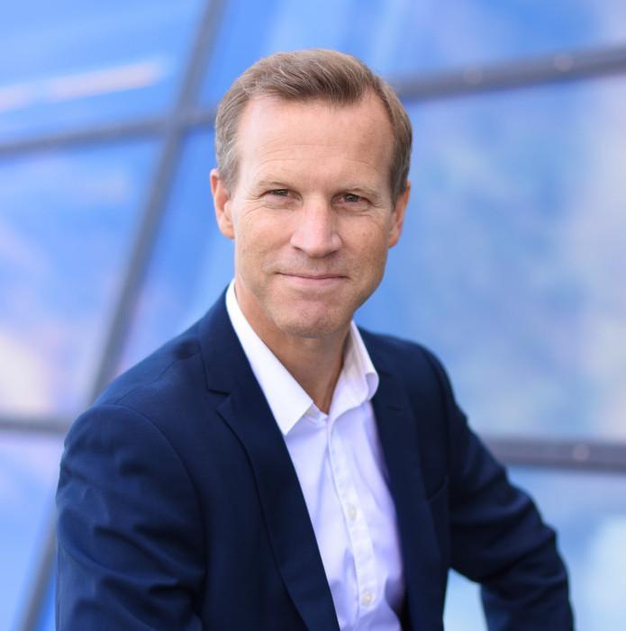 Anders Krokan er informasjonssjef i Telenor.