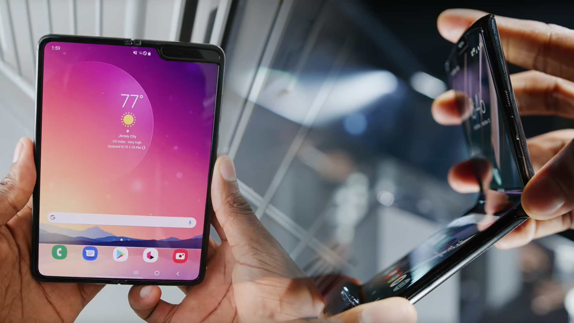 Xiaomi ser ut til å ta opp kampen med Galaxy Fold og Motorola Razr