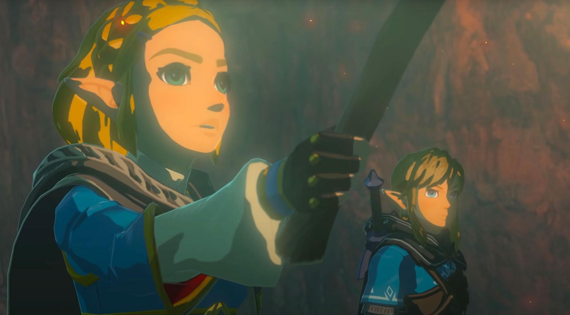 Dette er det siste glimtet vi har fått fra oppfølgeren til Zelda: Breath of the Wild. Kanskje får vi noe nyere under Nintendos E3-konferanse?
