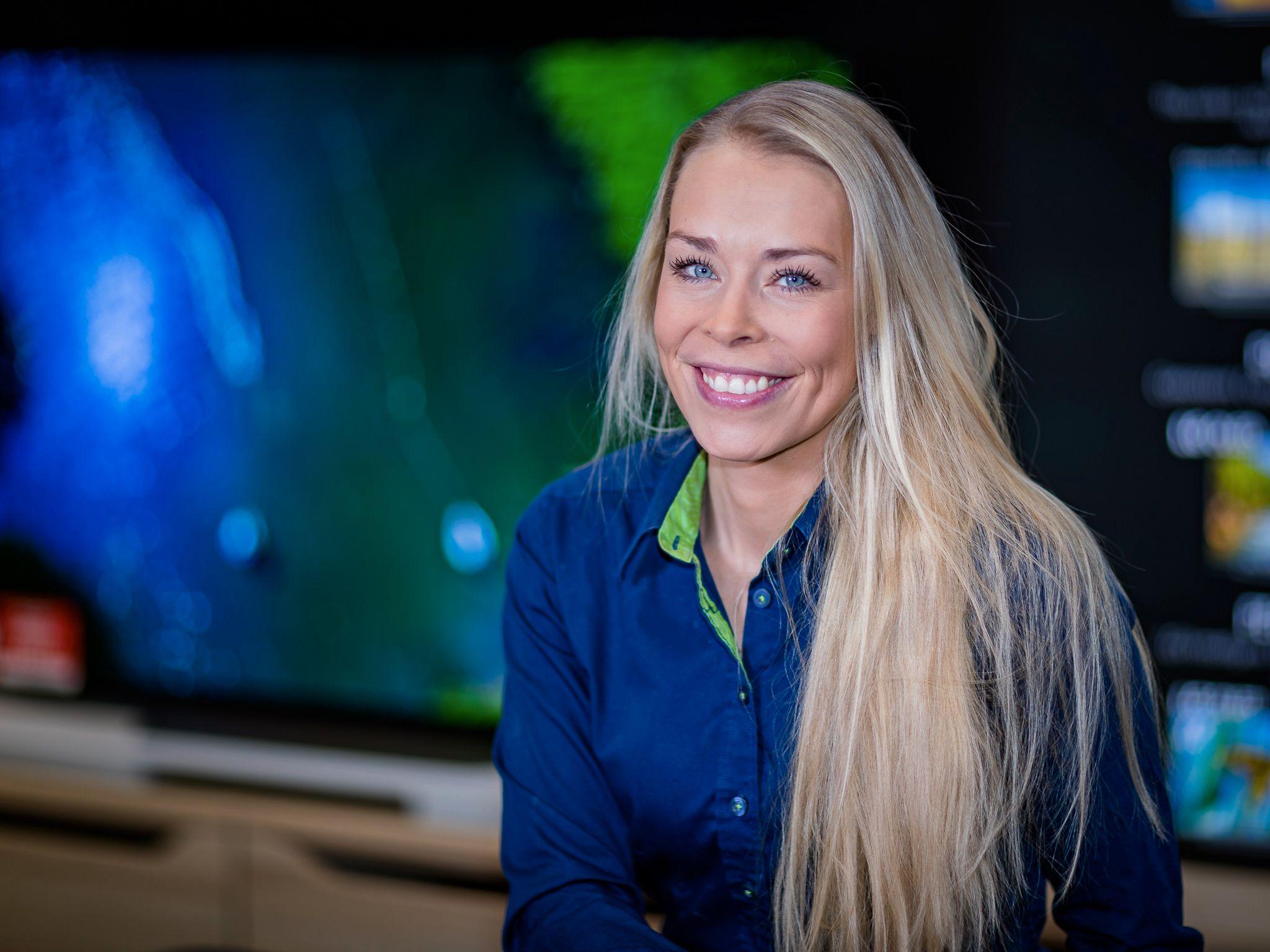 kommunikasjonssjef Madeleine Schøyen Bergly sier de ikke ser tegn til svikt i deres sikkerhetssystemer.