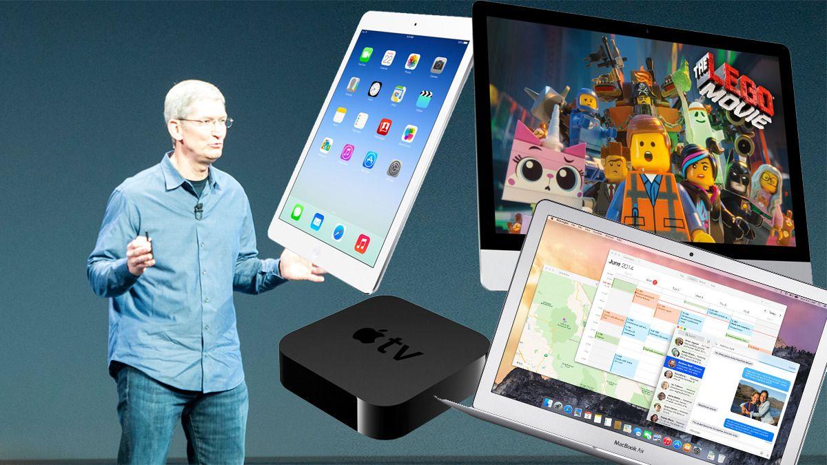 Nå kommer masse nytt fra Apple